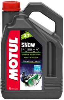 Motul Snow Power  2T *4l