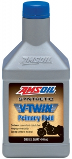 Amsoil Synthetic V-Twin Primary Fluid *1Q