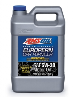 Amsoil European Car Formula 5W-30 Improved ESP Synthetic Motor Oil *3,78 l