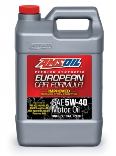 Amsoil European Car Formula 5W-40 Improved ESP Synthetic Motor Oil *3,78 l