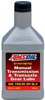 Amsoil 75W-90 Manual Transmission & Transaxle Gear Lube *0,946 l