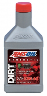 Amsoil 10W-40 Synthetic Dirt Bike Oil *0,946 l