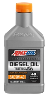 Amsoil Heavy-Duty Synthetic Diesel Oil 5W-40 *0,946 l