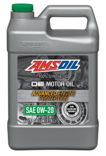 Amsoil OE 0W-20 Synthetic Motor Oil *3,78 l