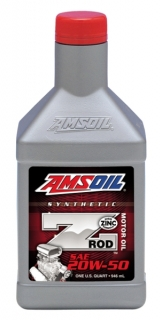 Amsoil Z-ROD 20W-50 Synthetic Motor Oil *0,946 l