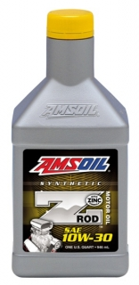 Amsoil Z-ROD 10W-30 Synthetic Motor Oil *0,946 l