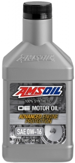 Amsoil OE 0W-16 Synthetic Motor Oil *0,946 l