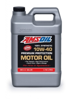 Amsoil Premium Protection 10W-40 Synthetic Motor Oil *3,78 l
