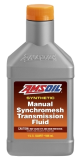 Amsoil Manual Synchromesh Transmission Fluid 5W-30 946 ml