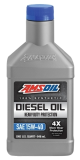Amsoil Heavy-Duty Synthetic Diesel Oil 15W-40 *0,946 l