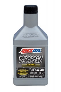 Amsoil European Car Formula 5W-40 Classic ESP Synthetic Motor Oil *0,946 l