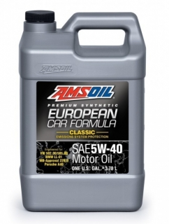 Amsoil European Car Formula 5W-40 Classic ESP Synthetic Motor Oil *3,78 l