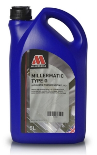 Millers Oils Millermatic Type G *5l