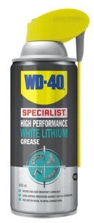 WD-40 Specialist High Performance White Lithium Grease *400ml