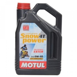 Motul Snow Power 4T 0W-40 *4l