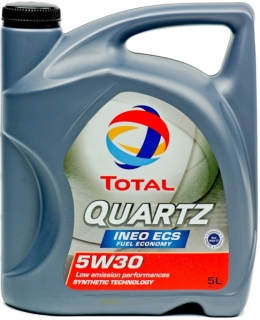 Total Quartz INEO ECS 5W-30 *5l