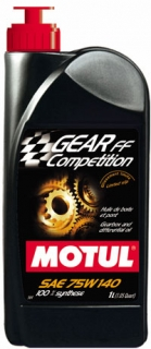 MOTUL GEAR FF Competition 75W-140 *1l