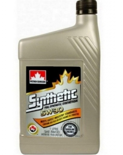 PETRO-CANADA SUPREME SYNTHETIC 5W-30 *1l