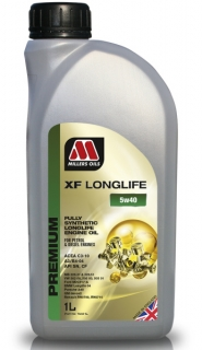 Millers Oils XF Long Life 5W-40 *1l