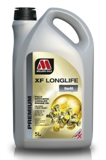 Millers Oils XF Long Life 0W-40 *5l