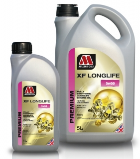Millers Oils XF LONG LIFE 5W-50 *5l
