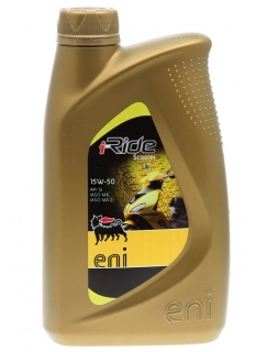 Eni i-Ride Scooter 15W-50  *1l